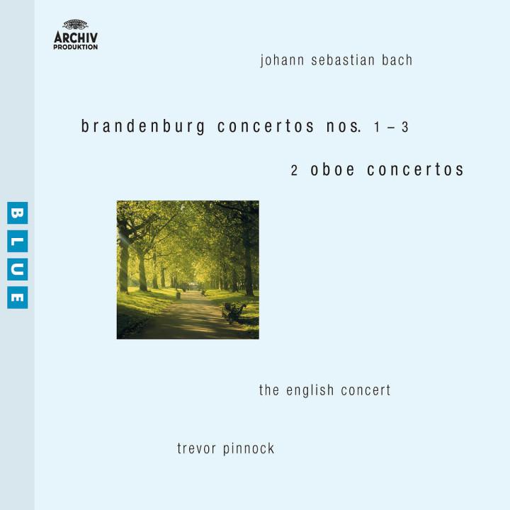Bach, J.S.: Brandenburg Concertos Nos.1-3 ; Oboe Concertos after BWV 1055 & 1060 0028947172022