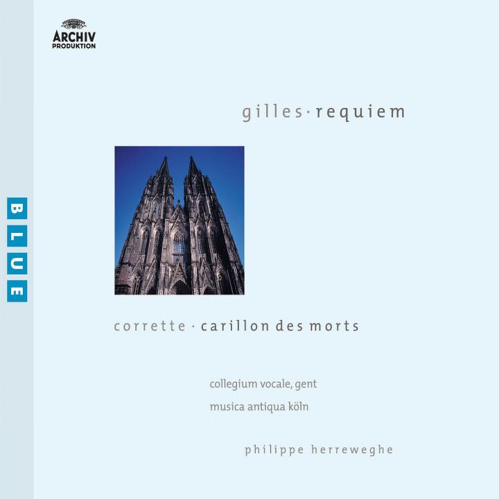 Gilles: Messe des Morts / Corrette: Carillon des Morts 0028947172228
