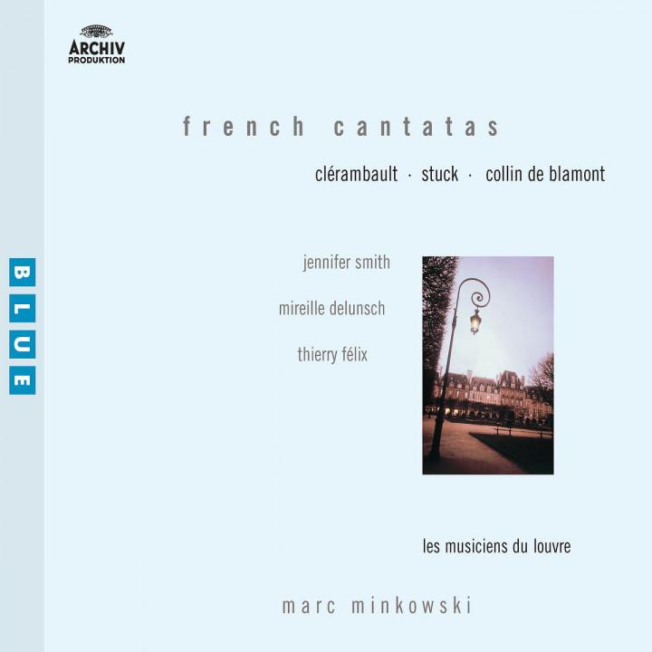 Französische Kantaten 0028947173023