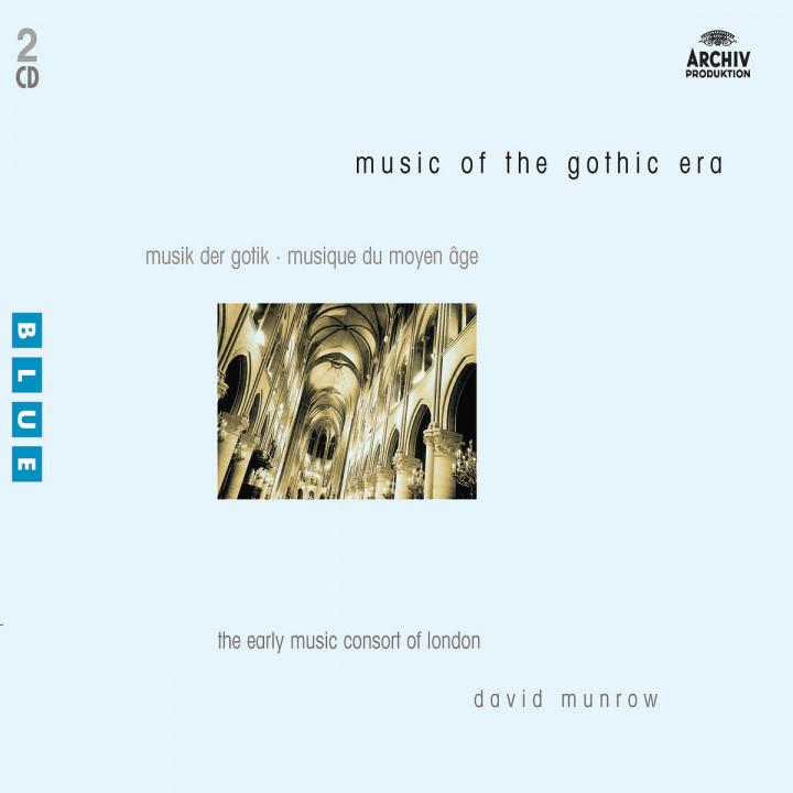 Music of the Gothic Era 0028947173126