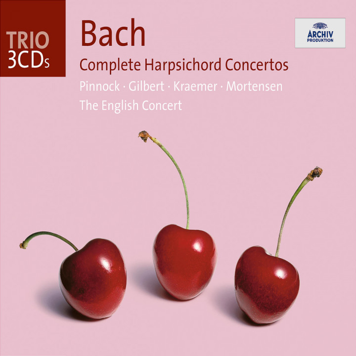 Bach: The Harpsichord Concertos 0028947175427