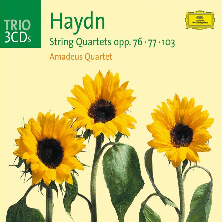 Streichquartette op. 76, 77 & 103 0028947176222