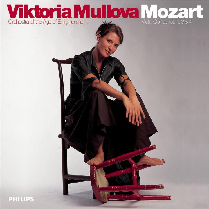 Mozart: Violin Concertos Nos.1, 3 & 4 0028947029229