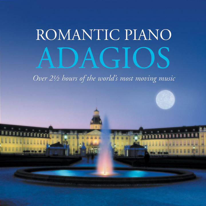 Romantic Piano Adagios 0028947077727
