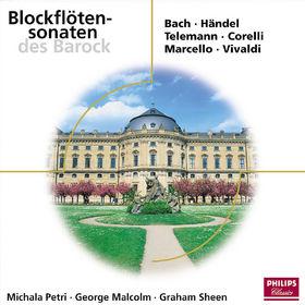 eloquence, Blockflötensonaten des Barock, 00028947324027