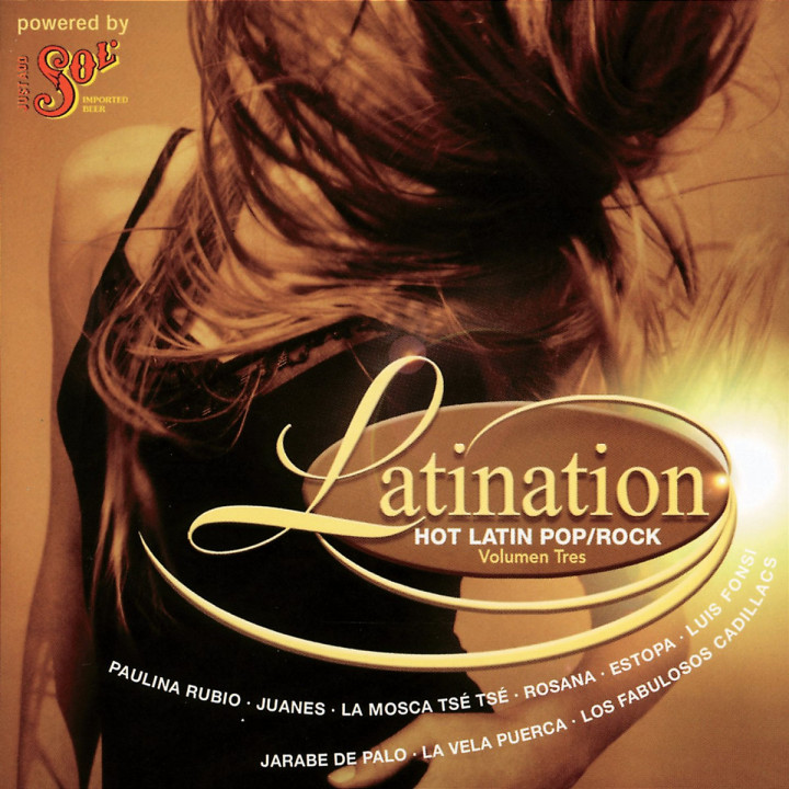 Latination Volumen Tres - Hot Latin Pop/Rock 0731458363220