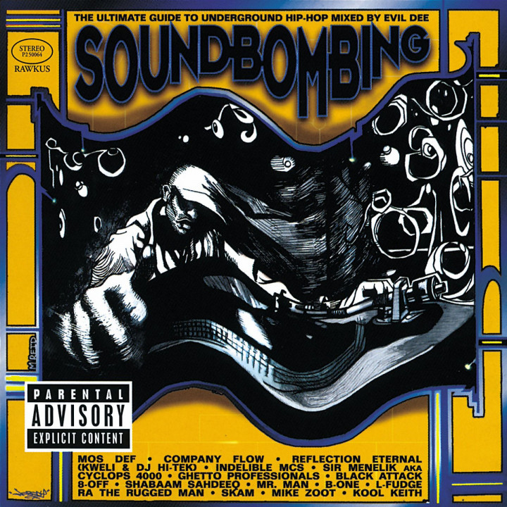 Soundbombing (Vol. 1) 0008811290728