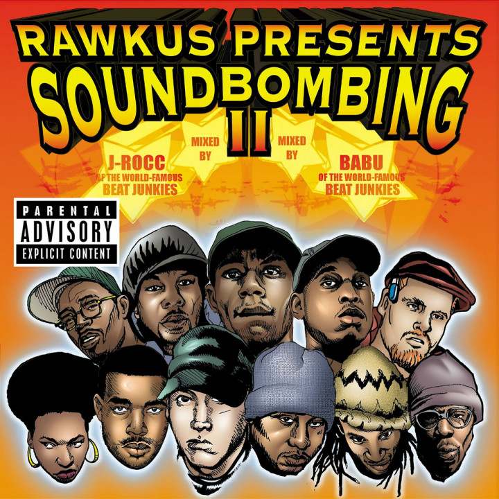 Soundbombing (Vol. 2) 0008811291028