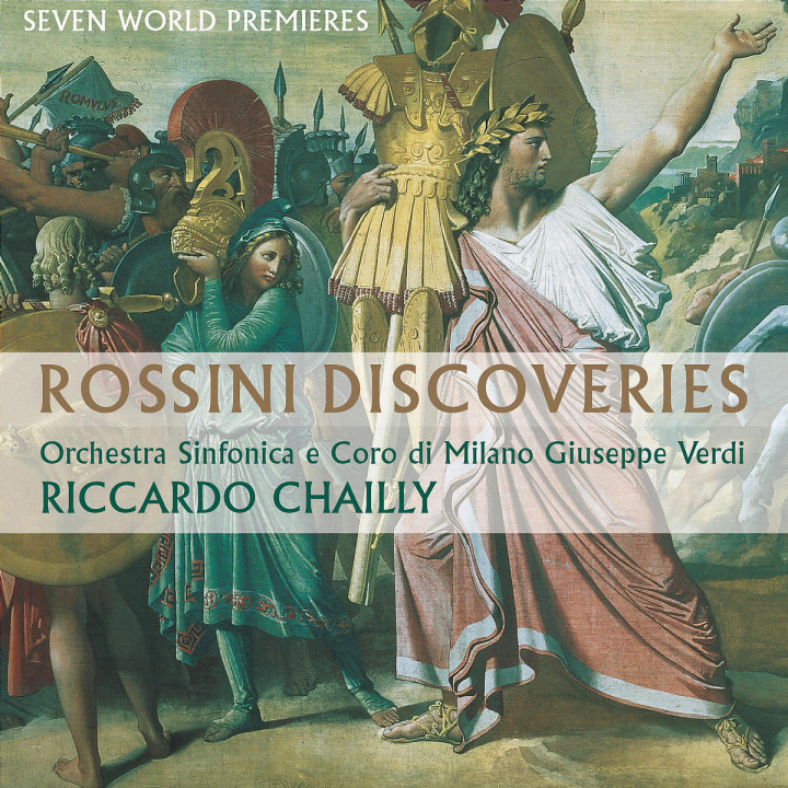 Rossini Discoveries 0028947029827