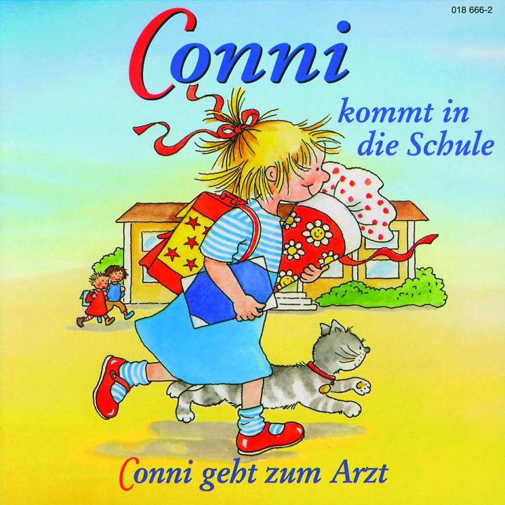 Conni kommt in die Schule / Conni geht zum Arzt 0044001866643