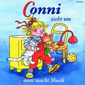 Conni, 07: Conni zieht um / Conni macht Musik, 00044001866821