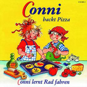 Conni, 08: Conni backt Pizza / Conni lernt Rad fahren, 00044001866920