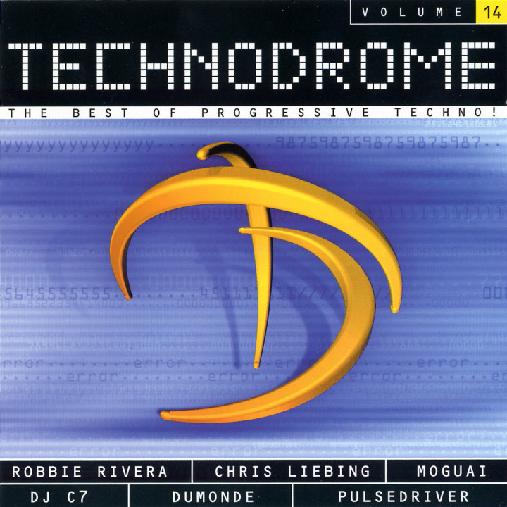Technodrome (Vol. 14) 0044006927327