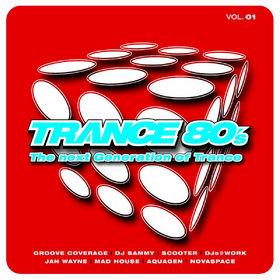 Trance 80's, Trance 80s (Vol. 1), 00044006927626