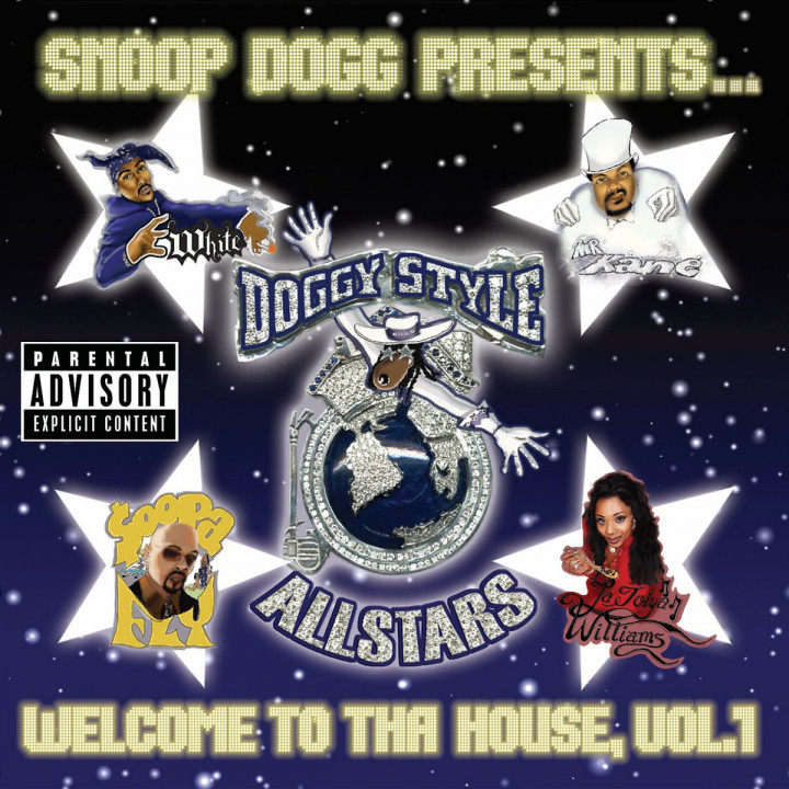 Snoop Dogg Presents...Doggy Style Allstars,  Welcome To Tha House, Vol. 1 0008811299211
