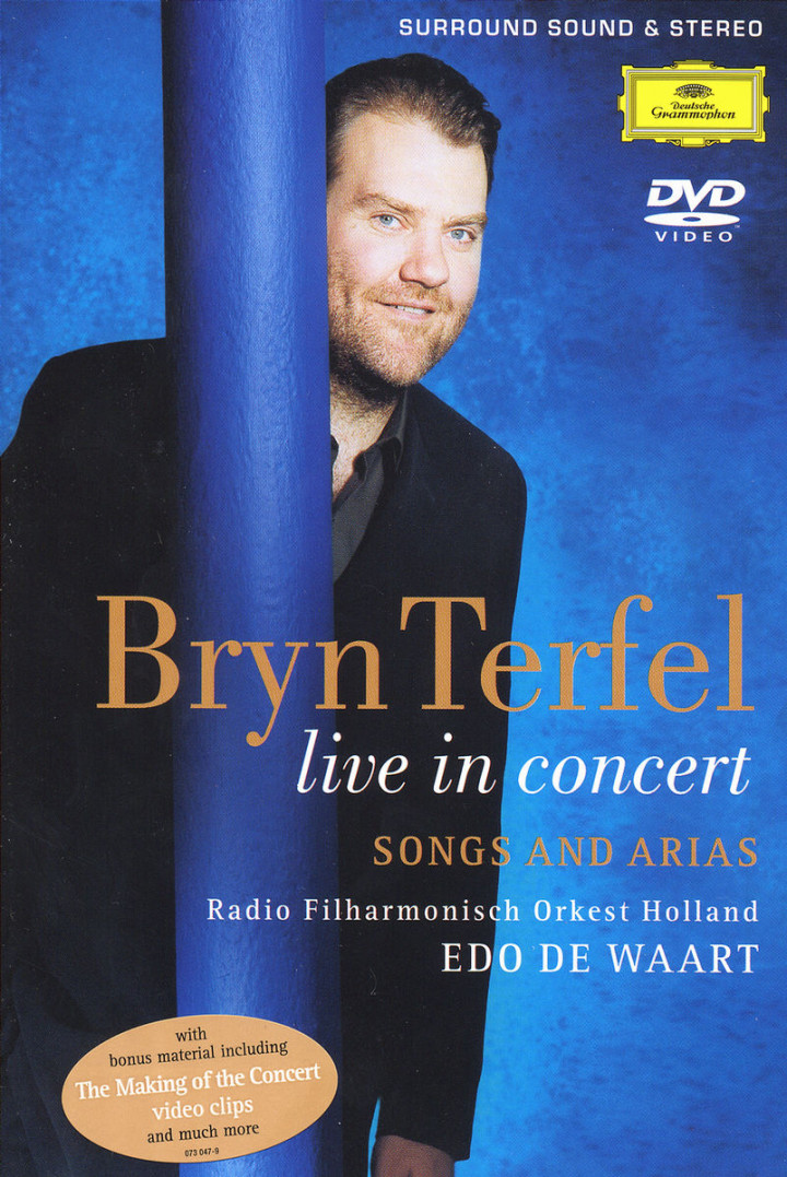 Bryn Terfel - Live in Concert (Songs and Arias) 0044007304794