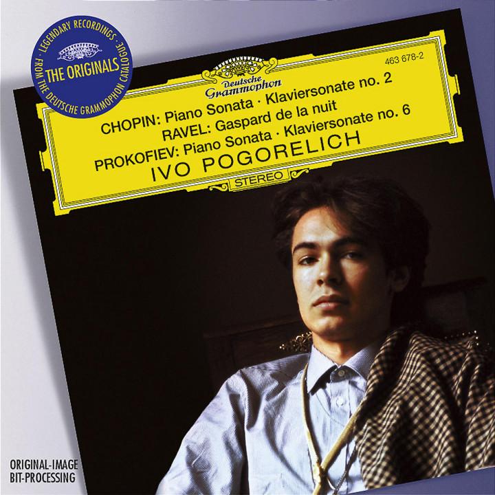 Chopin: Piano Sonata No.2 / Ravel: Gaspard de la nuit / Prokofiev: Piano Sonata No.6 0028946367827