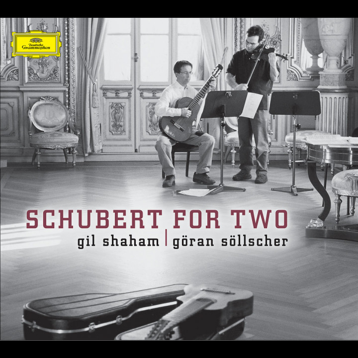 Schubert: Schubert for Two 0028947156824