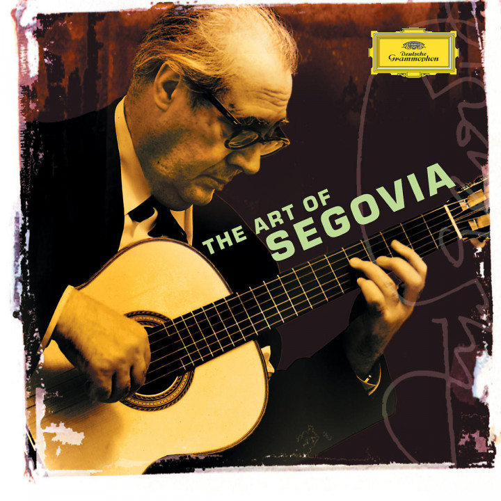 The Art of Segovia 0028947169727