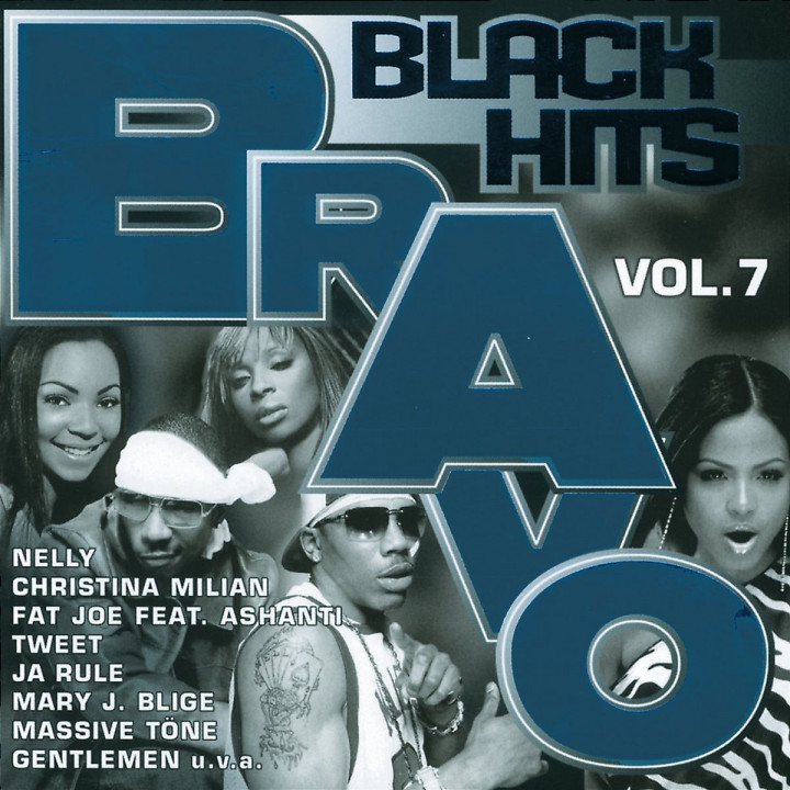 Bravo Black Hits (Vol. 7) 0044006938929