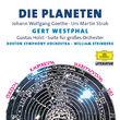 Gert Westphal, Die Planeten, 00028947179924