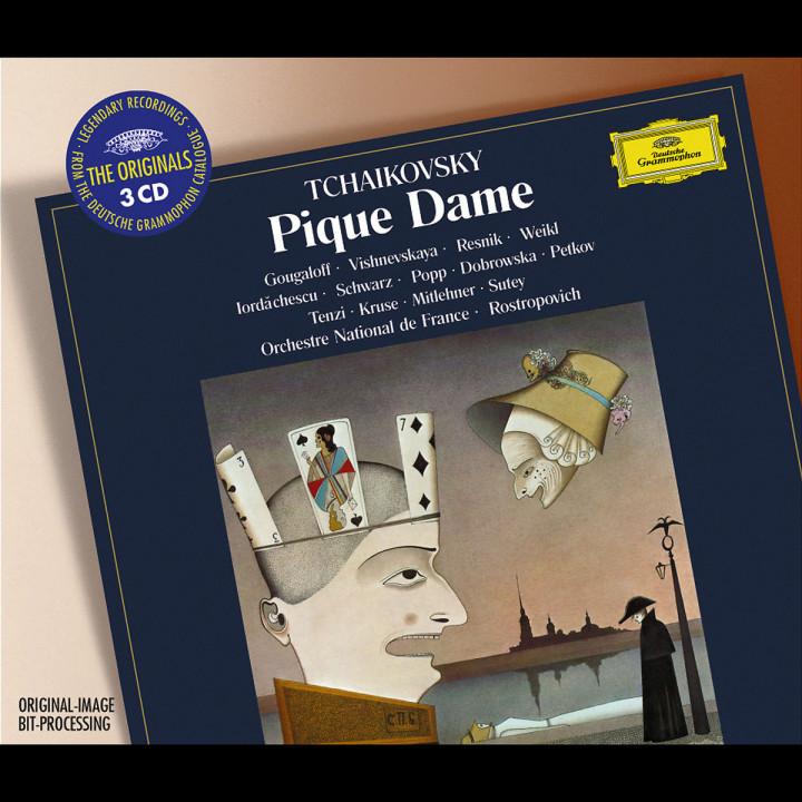 Tchaikovsky: Pique Dame 0028946367920