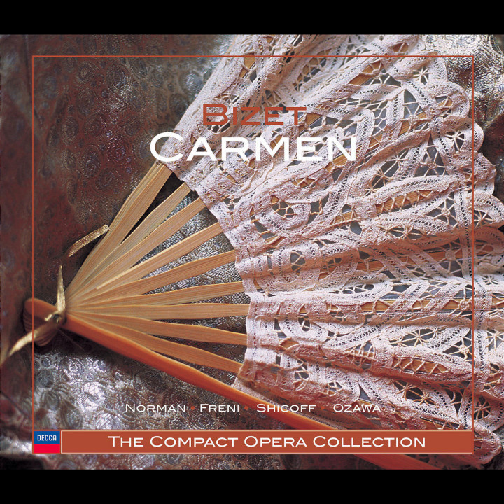 Bizet: Carmen 0028947041722