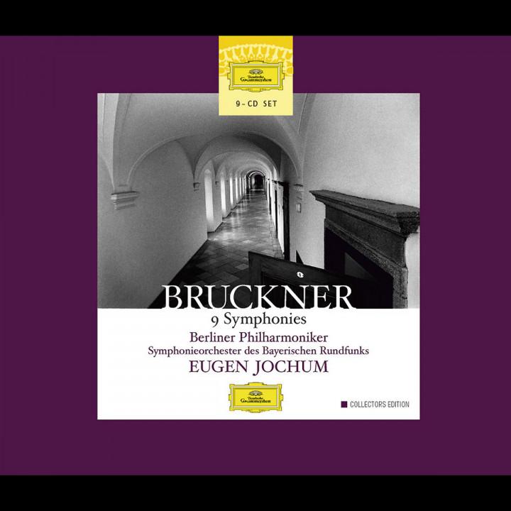 Bruckner: 9 Symphonies 0028946981029