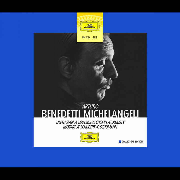 The Art Of Arturo Benedetti Michelangeli 0028946982020