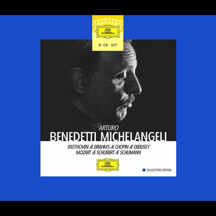 The Art Of Arturo Benedetti Michelangeli 0028946982020