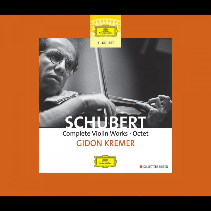 Schubert: Violin Works 0028946983722