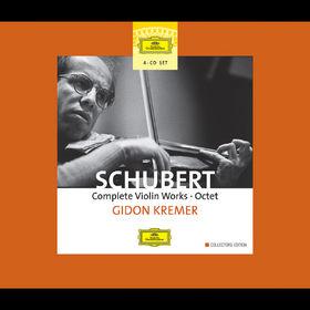 Collectors Edition, Schubert: Violin Works, 00028946983720
