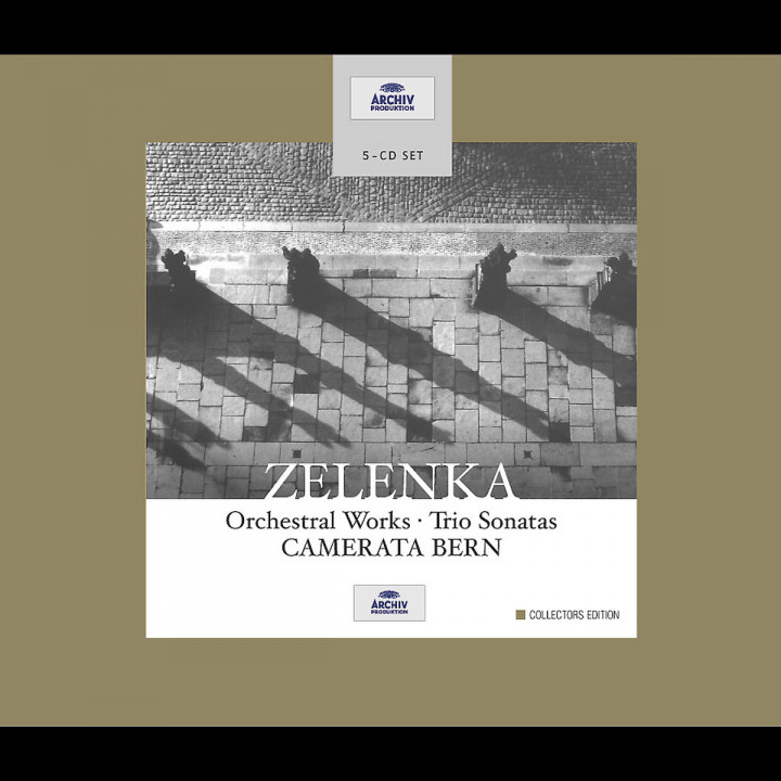 Jan Dismas Zelenka: The Orchestral Works 0028946984228
