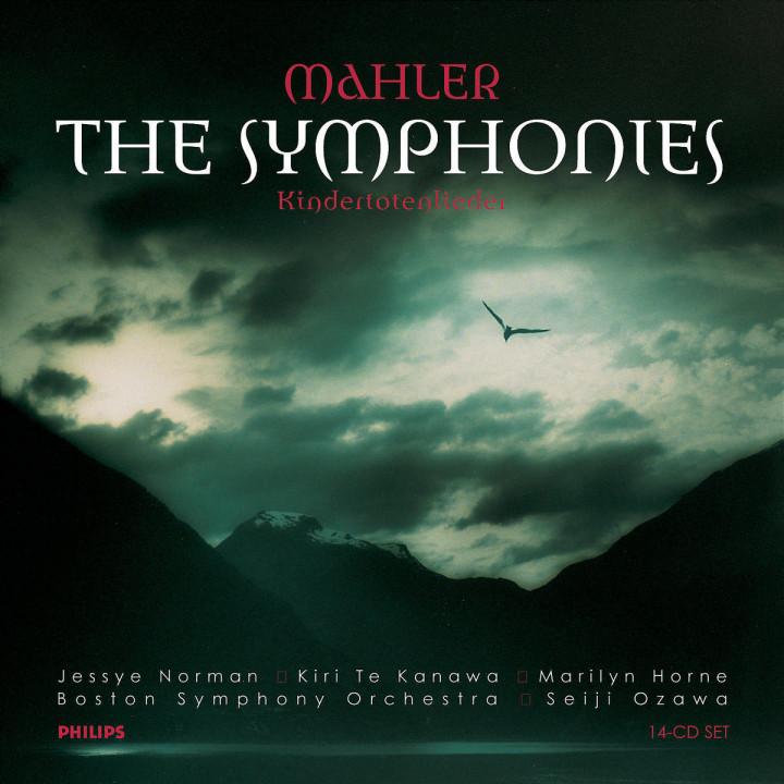 Die Sinfonien; Kindertotenlieder 0028947087122