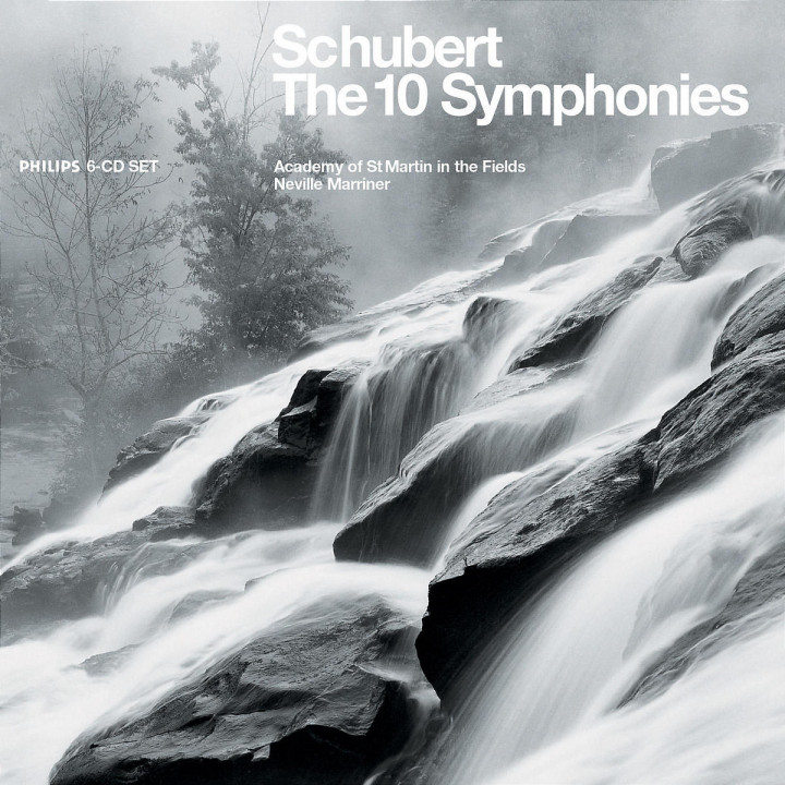 Schubert: The Ten Symphonies 0028947088628