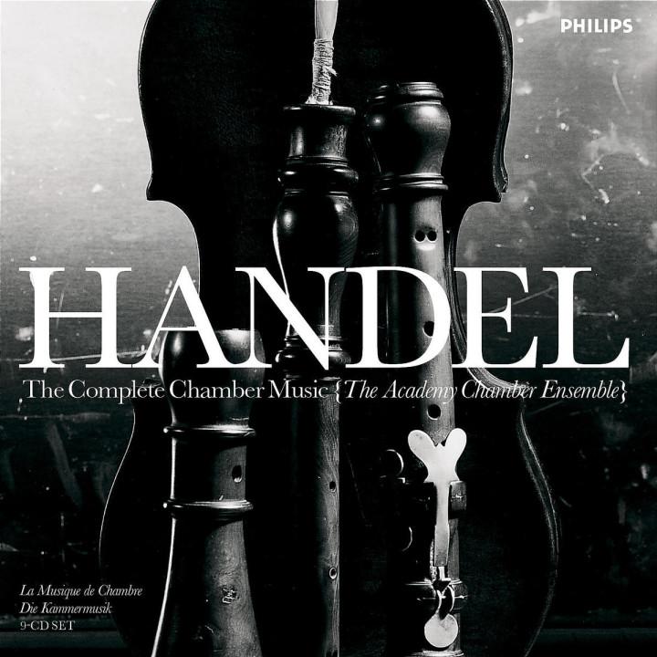 Handel: Complete Chamber Music 0028947089320