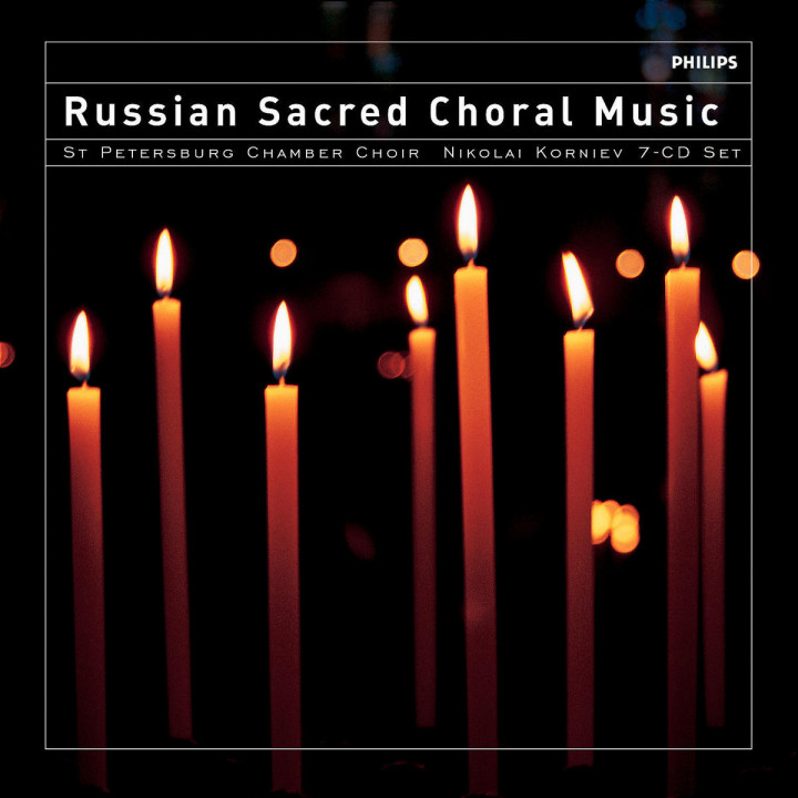Russian Sacred Choral Music 0028947306821