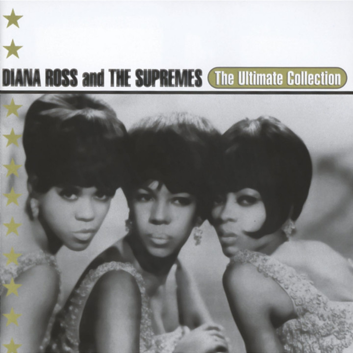 The Ultimate Collection:  Diana Ross & The Supremes 0731453082722