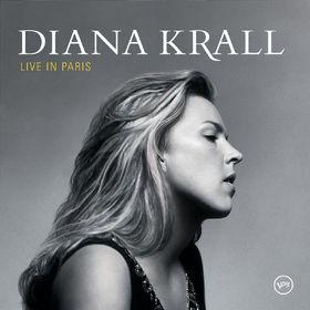 Diana Krall, Live in Paris, 00044006510927