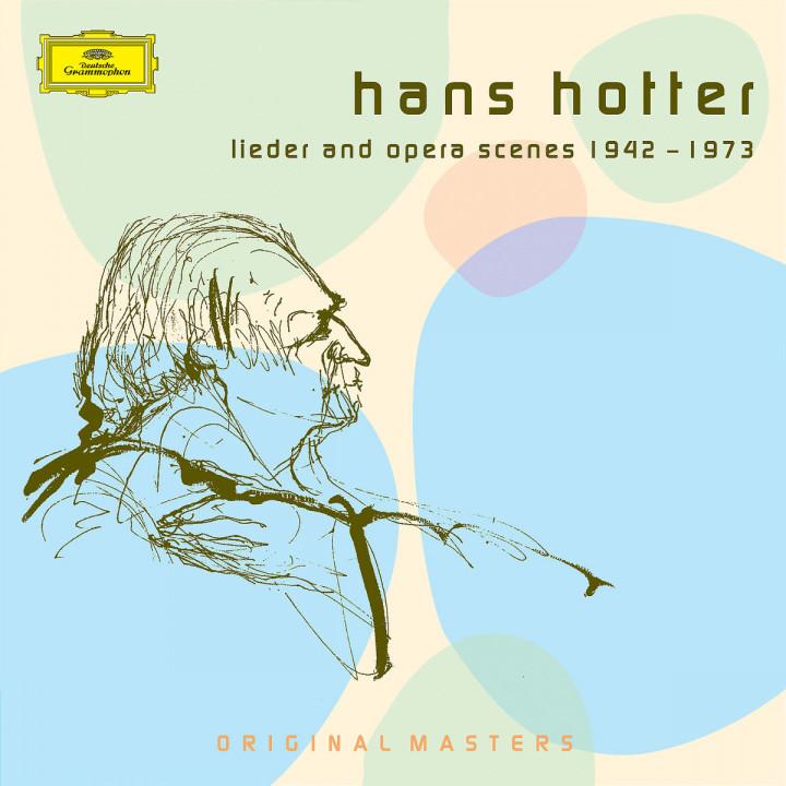 Lieder and Opera Scenes 0028947400620