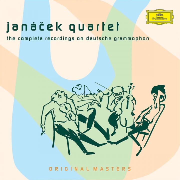 Janácek Quartet: The Complete Recordings 0028947401023