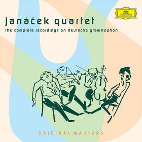 Wolfgang Amadeus Mozart, Janácek Quartet: The Complete Recordings, 00028947401025
