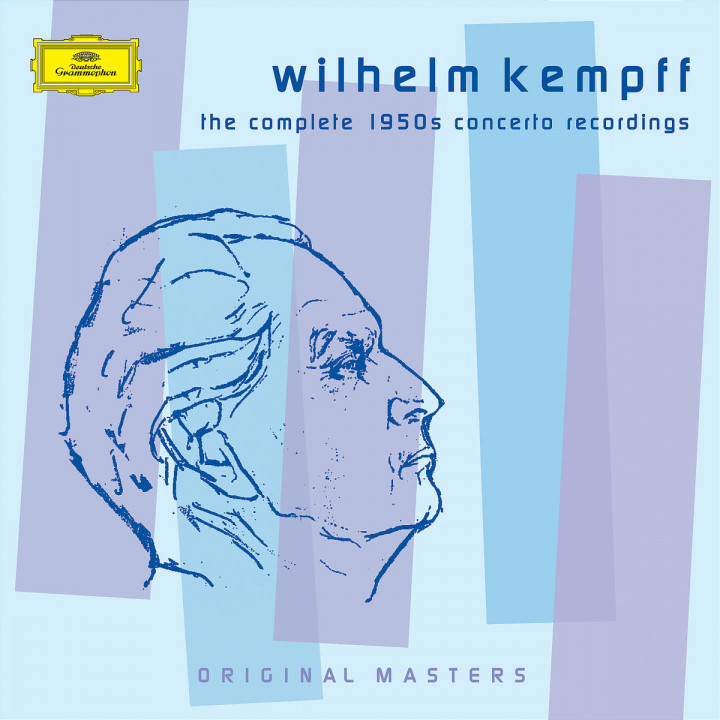 Wilhelm Kempff - The Complete 1950s Concerto Recordings 0028947402426