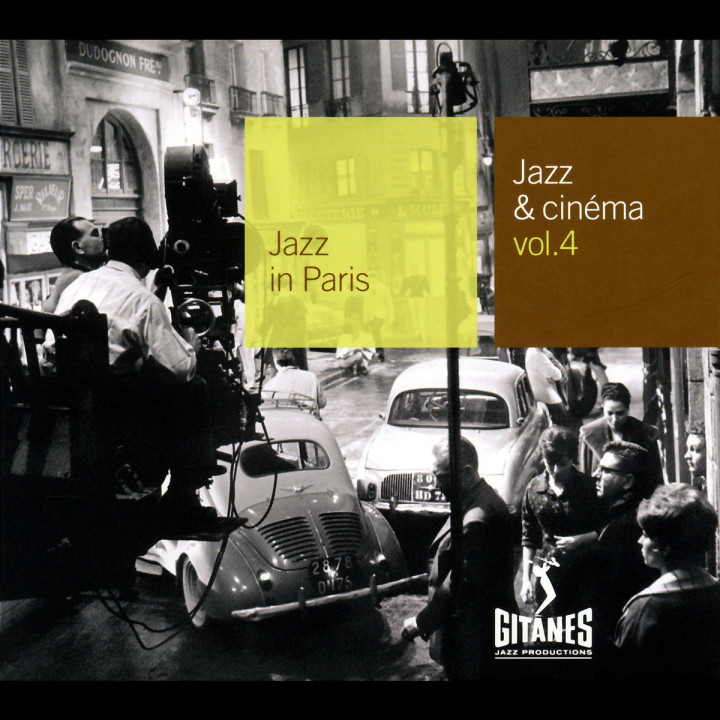Jazz & cinéma 4 (Vol. 98) 0044001650620