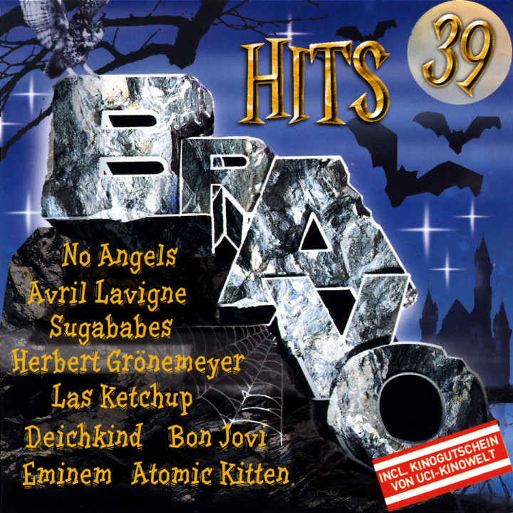 Bravo Hits (Vol. 39) 0044006969527
