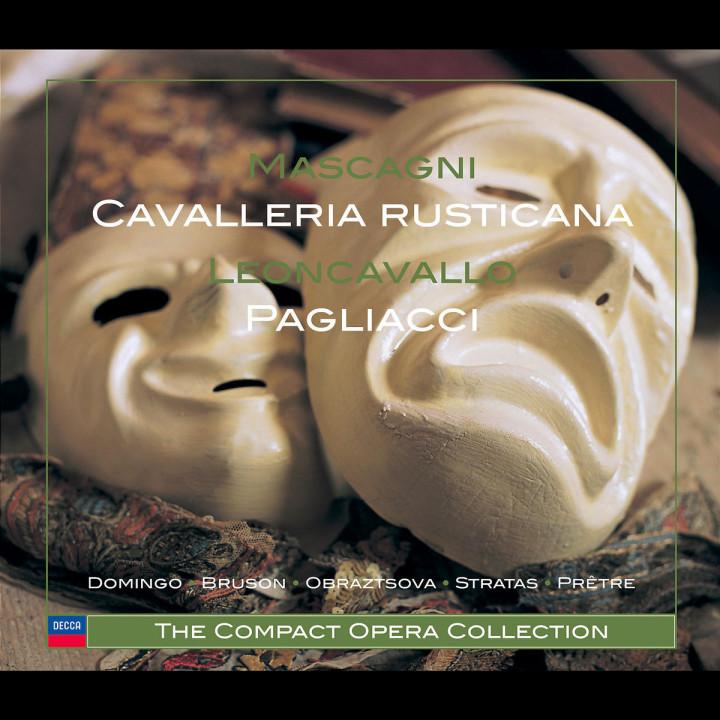 Cavalleria Rusticana; Il Pagliacci 0028947057020
