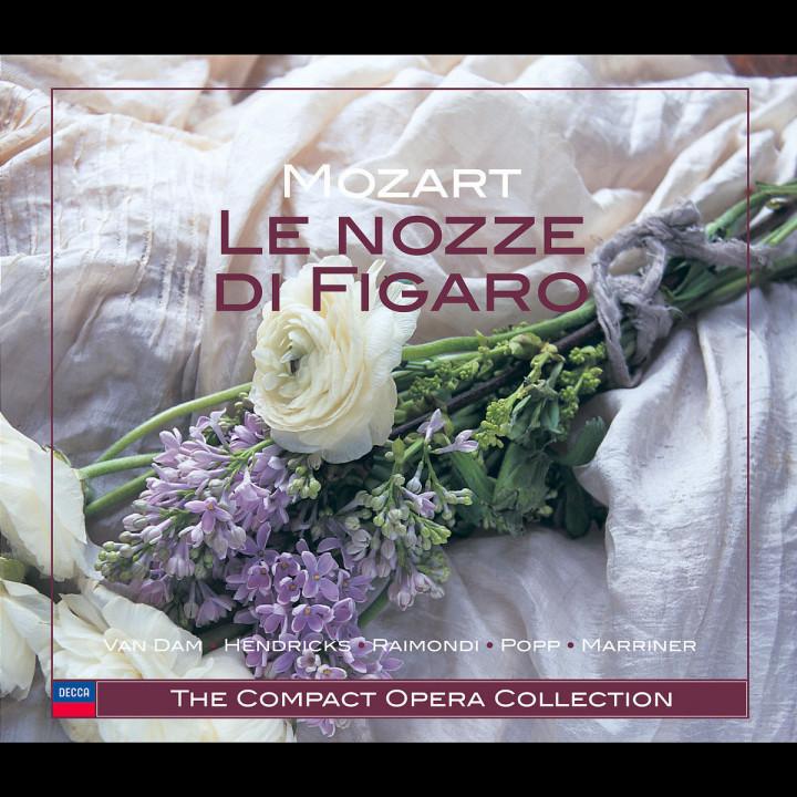 Le nozze di Figaro 0028947057329