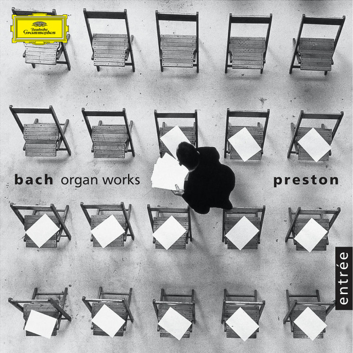 Bach, J.S.: Organ Works 0028947173425