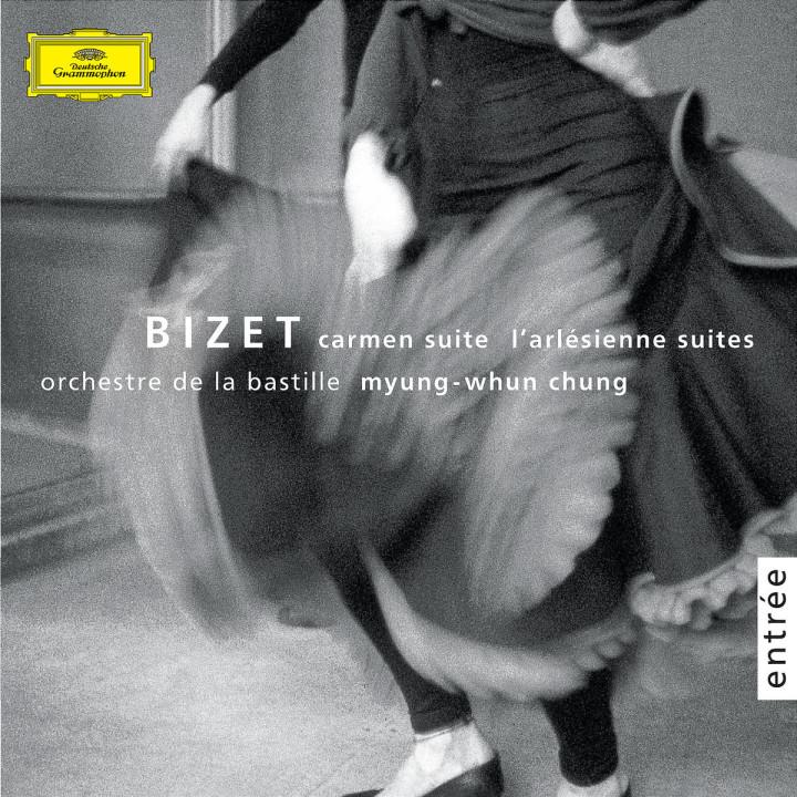 Bizet: Carmen Suite, Petite Suite d'orchestre, L'Arlésienne 0028947173621