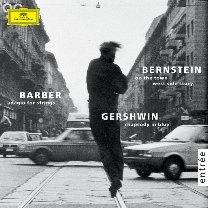 Gershwin: Rhapsody in Blue / Barber: Adagio for Strings / Bernstein: On the Town; Candide 0028947173724